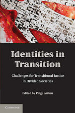 Identities in Transition: Challenges for Transit, , New