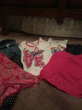 Girls Justice Mixed Lot 12/14 Cute! GUC