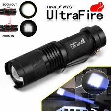 Ultrafire 5000Lumen CREE T6 LED Rechargeable Flashlight Torch Super Bright