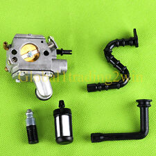 Carburetor Oil Fuel Line Filter For STIHL MS361 MS 361 Chainsaw