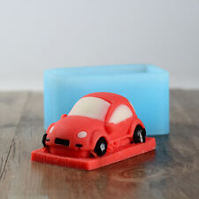 3D Car Flexible Silicone Soap Mold For Craft Clay Candle Molds Handmade Cake