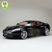 1:18 Scale Aston Martin DB9 Coupe Diecast Car Model Welly 18045 Black