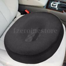 Black Memory Foam Coccyx Donut Ring Car Chair Seat Cushion Hip Support Pillow