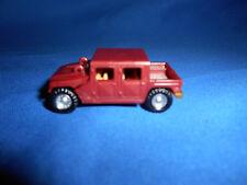 HUMMER H1 HUMVEE Off Road Desert Truck Plastic Toy Vehicle Kinder Surprise