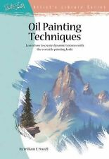 Oil Painting Techniques: Learn How to Create Dynamic Textures with the Versatile