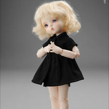 Dollmore 1/6 BJD doll clothes Dear Doll Size - Curomo Blouse (Black) LAST