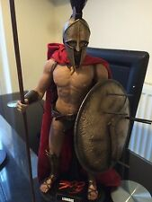 CUSTOM HOT TOYS King Leonidas scala 1/6 FIGURE