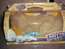 Hasbro FurReal Friends Cat 2002 The tail twitches, the back arches Meows & Purrs