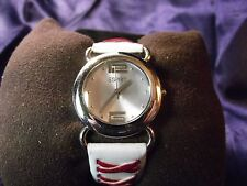 Woman's Esprit  Watch with Genuine Leather Band **Beautiful**  B26-538