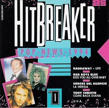 HITBREAKER POP NEWS 1/94 / 2 CD-SET