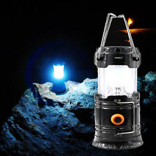 Emergency High-Powered Solar Panel USB LED Hiking Camping Outdoor Lamp Lantern