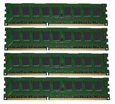 8GB (4x2GB) Memory PC2-6400 ECC UNBUFFERED RAM for Servers/Workstations Only!