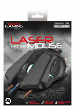 TRUST 20324 GXT158 LASER GAMING MOUSE WITH PROGRAMMABLE BUTTONS & 5000 DPI