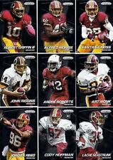 2014 REDSKINS 40 Card Lot w PANINI PRIZM Team Set  24 CURRENT Players (3) '14 RC