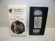 Little House on the Prairie VHS Video Out of Print Laura Ingalls Wilder
