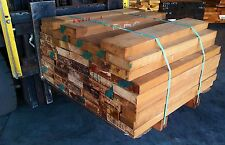 "100% Genuine Burmese Teak Wood Lumber 2"" x 7"" x 3ft'"
