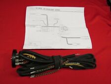 NEW 1932 Ford headlamp/lighting wiring harness 18-11646