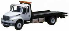 1/64 GREENLIGHT WHITE 2013 INTERNATIONAL DURASTAR 4400 FLATBED