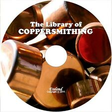 CopperSmithing Copper Smelting Refining Hydro Electro Metallurgy Mining Ores CD