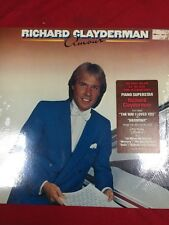 RICHARD CLAYDERMAN Amour 1984 Columbia BFC 39603 LP IN SHRINK