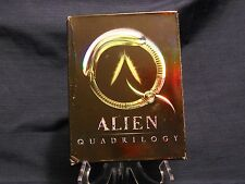 Alien Quadrilogy (2003, 9-Disc DVD Set)
