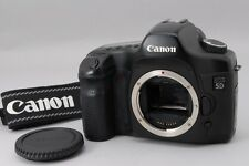 【AB- Exc】 Canon EOS 5D 12.8 MP Digital SLR Camera Body Only From JAPAN #2672
