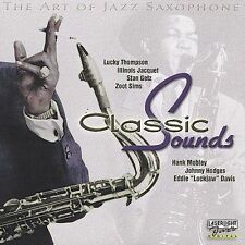 The Art of Jazz Saxophone: Classic Sounds Luck Thompson Stan Getz Zoot Sims MORE