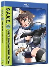 STRIKE WITCHES SEASON 1 DVD/BLU-RAY - OFFICIAL REGION 1 RELEASE