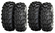(2) 24x9-10 & (2) 24x11-10 Interco Swamp Lite Kawasaki 610 Mule 4x4 6-Ply Tires