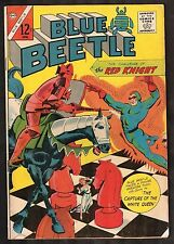"""Blue Beetle #5 ~""""Blue Beetle Challenges The Red Knight"""" ~ 1964 (6.0) WH"""