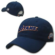 Cal State Fullerton Titans University Cotton Polo Style NCAA Baseball Cap Hat