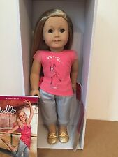 American Girl Isabelle 2014 Doll of the Year & Book NEW REMOVED FROM BOX