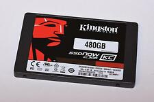 "KINGSTON SSDNOW KC300 480GB SATA III 2.5"" SSD Solid State Drive SKC300S37A/480G"