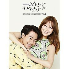K-pop It's Okay, That's Love - O.S.T Volume 2 (SBS Drama) (OSTD665)