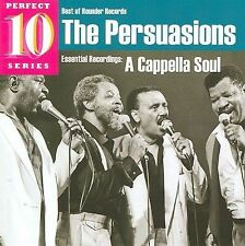 A Cappella Soul: Essential Recordings by The Persuasions (CD, May-2010,...