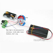Infrared Laser Alarm Switch Sound / Light Alarm Motion Senser Security Diy Kits
