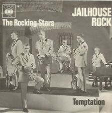 The Rocking Stars - Jailhouse Rock / Temptation (Vinyl-Single 1965) !!!