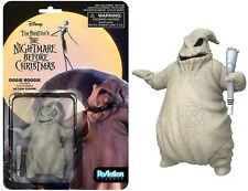 The Nightmare Before Christmas - Oogie Boogie Funko Reaction Toy