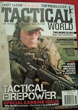 Tactical World Special Carbine Issue M4 5.56 Nats Feb/March 2014 FREE SHIPPING