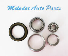 1 Front inner and 1 Front Outer Wheel Bearing With Seal for MAZDA RX-7 86 - 91