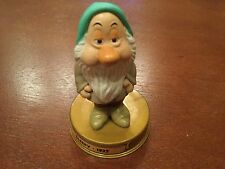 Disney McDonald's 100 Years Of Magic Sleepy Toy Figure Snow White Dwarf