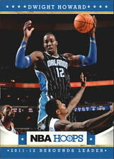 2012 13 Panini NBA Hoops #300 Dwight Howard Orlando Magic NM Trading Card