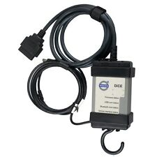 OBD2 OBDII Scanner for VOLVO VIDA DICE 2014D Latest Version Auto Diagnostic Tool