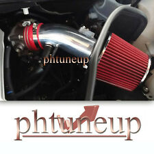RED 2007-2011 TOYOTA CAMRY LE/SE/XLE 3.5 3.5L V6 HEATSHIELD AIR INTAKE KIT