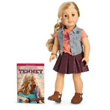 American girl tenney ™ poupée & livre – new in box