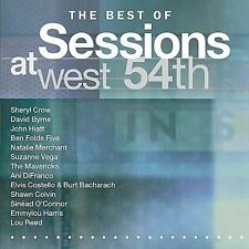 SESSIONS AT WEST 54TH The Best Of 2001 CD Sony Various Artists LN