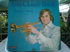 COFFRET 3 DISQUES VINYLS 33 T. JEAN CLAUDE BORRELLY