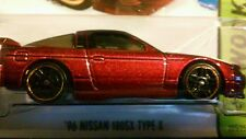 "HOT WHEELS '96 nisson 180sx type x""BRAND NEW"""