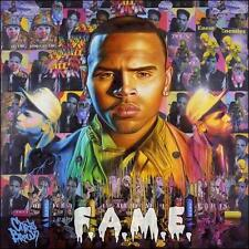 Chris Brown F.A.M.E. (Clean Version) CD '11 (never played)