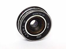 INDUSTAR 69 LENS 2.8/28mm M39 MADE IN USSR #10
